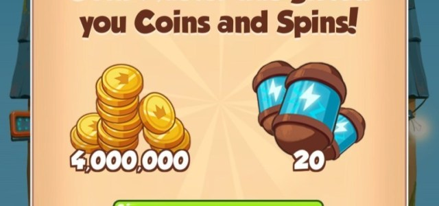 How do you get free spins on Coinmaster
