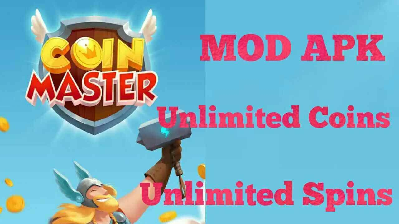 Coin Master Mod Apk Unlimited Spins and Coins